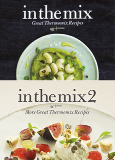 In the Mix Cookbook Bundle 1 & 2