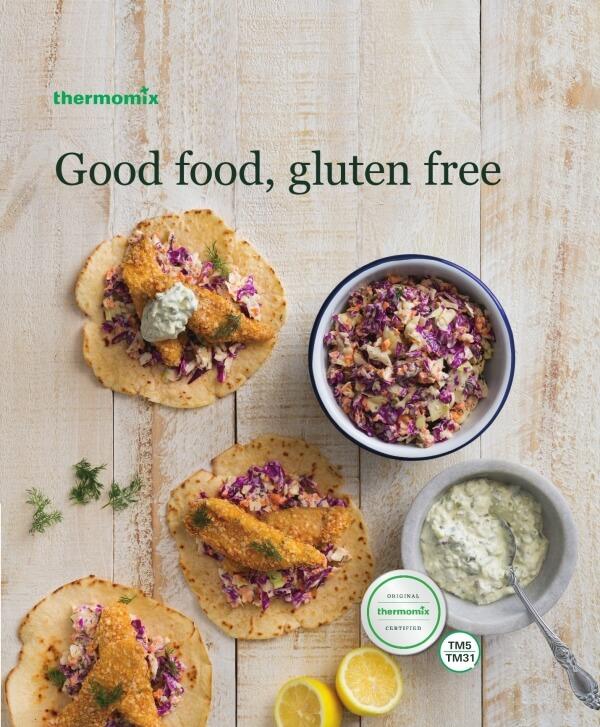 Kitchenware thermomix good food gluten free cookbook tm31tm5 forumfinder Gallery
