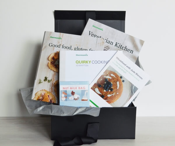 Healthy Cooking Cookbook Gift Pack