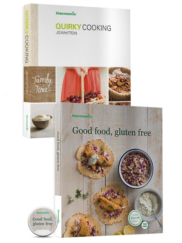 Wellness Cookbook Pack