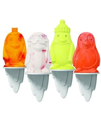 Penguin Popsicle Moulds