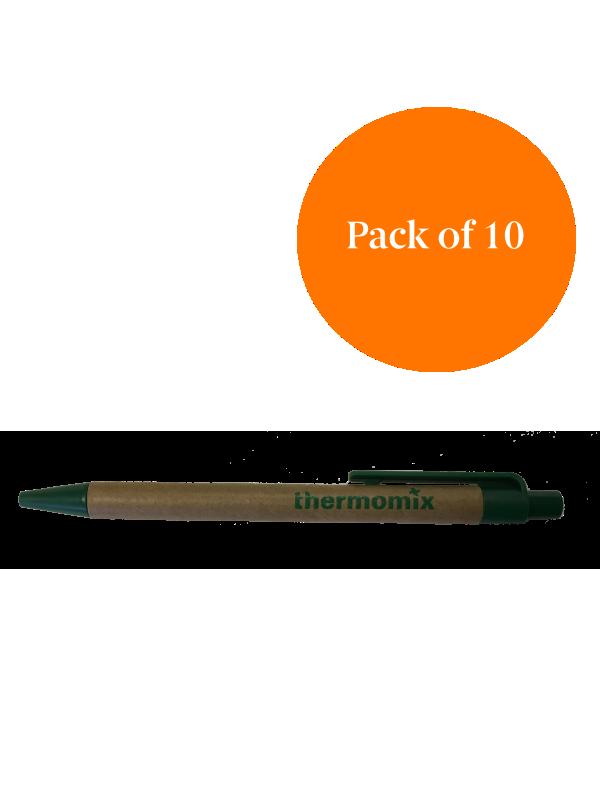 Ballpoint pens (pack of 10)