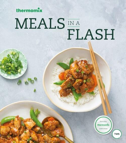 Meals in a Flash cookbook TM6/TM5