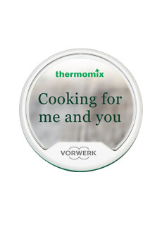 Cooking for me and you recipe chip TM5