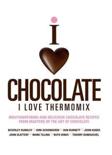 I love chocolate, I love Thermomix
